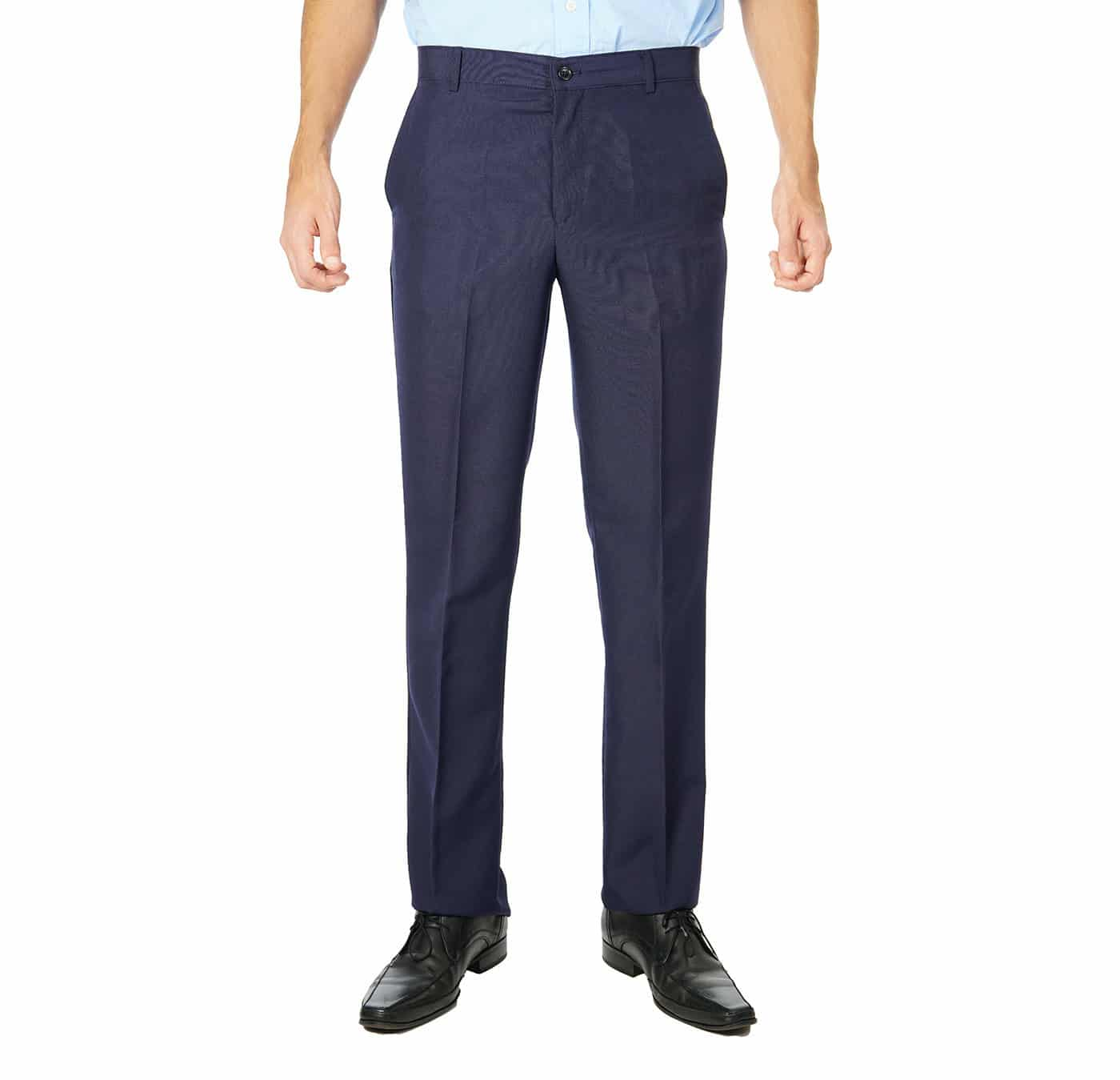 Pantalon Lino Stretch Hombre Uniformes Ejecutivos Para Hombre Uniformes Para Oficina