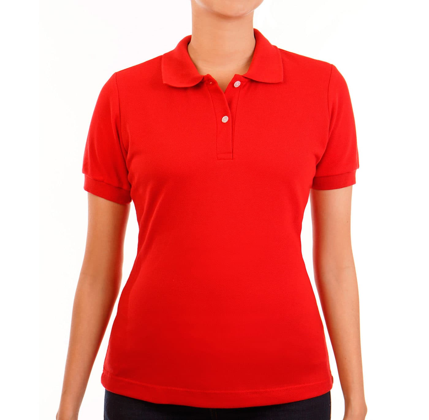 Camiseta Tipo Polo de Dama  ec1f1ac94635b