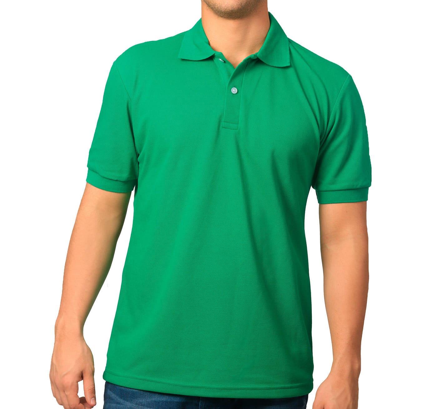 Camiseta Tipo Polo de Hombre  7e3e13fd7cea7